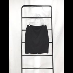 The Limited Charcoal Gray Pencil Skirt- 6